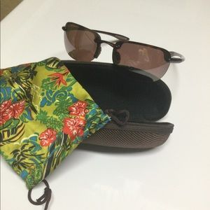 "Maui Jim ""Sandy Sport""  Polarized Sunglasses"